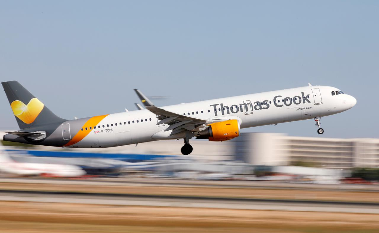 China's Fosun To Take Over Thomas Cook, Plans To Change Key Rescue Package