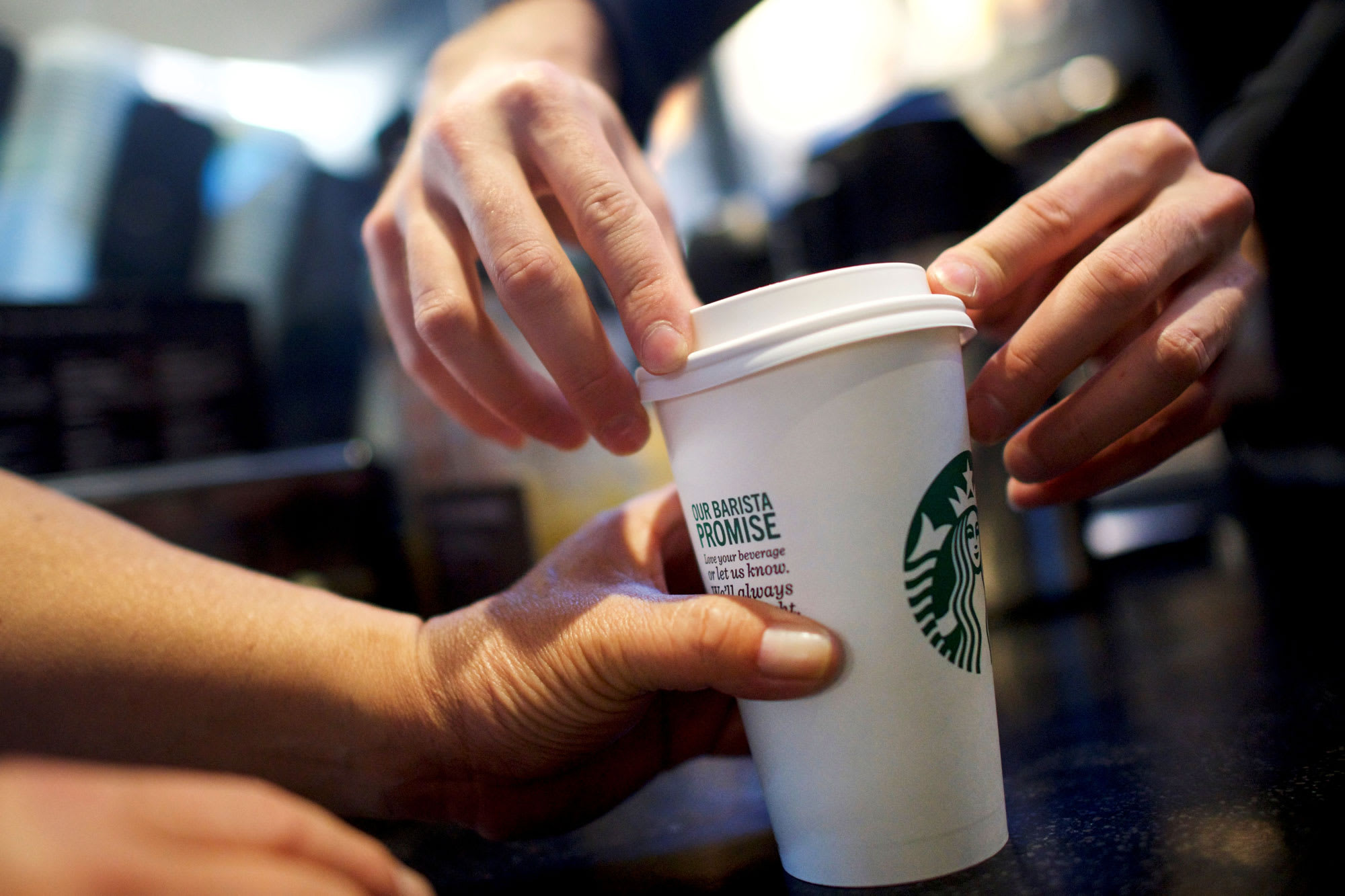 Lower-Than-Expected Fiscal 2020 Earnings Slid Starbucks Shares By Over 3%